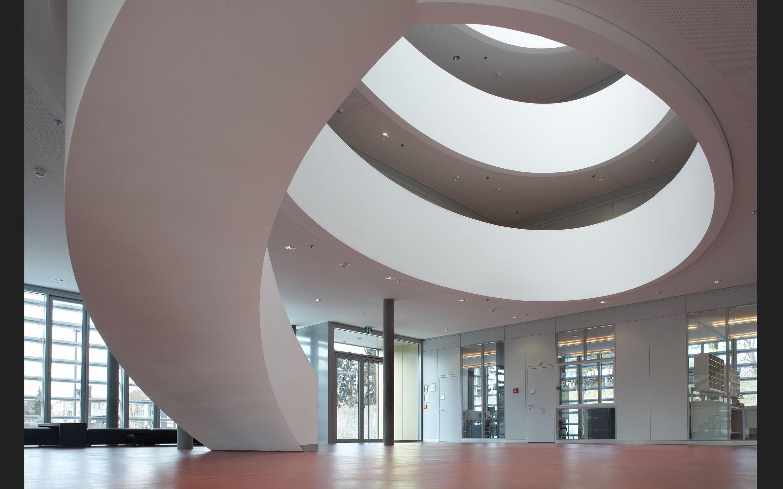 Architektur S+K Schenk, Neubau EWB, Bern