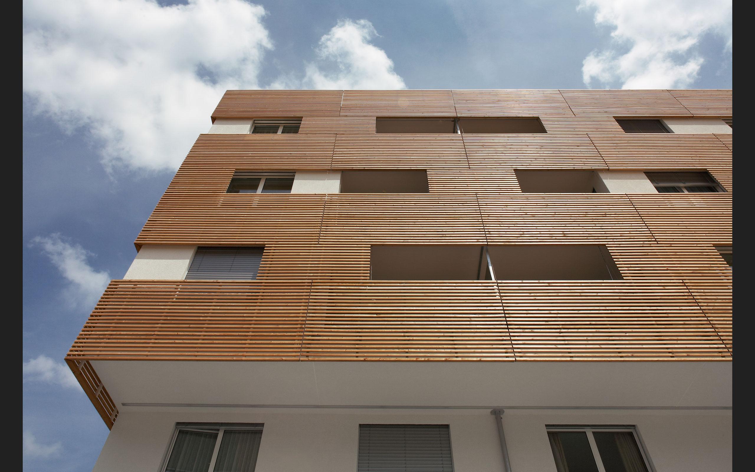 Architektur: Burckhardt u. Partner, Hausmatte, Hinterkappelen