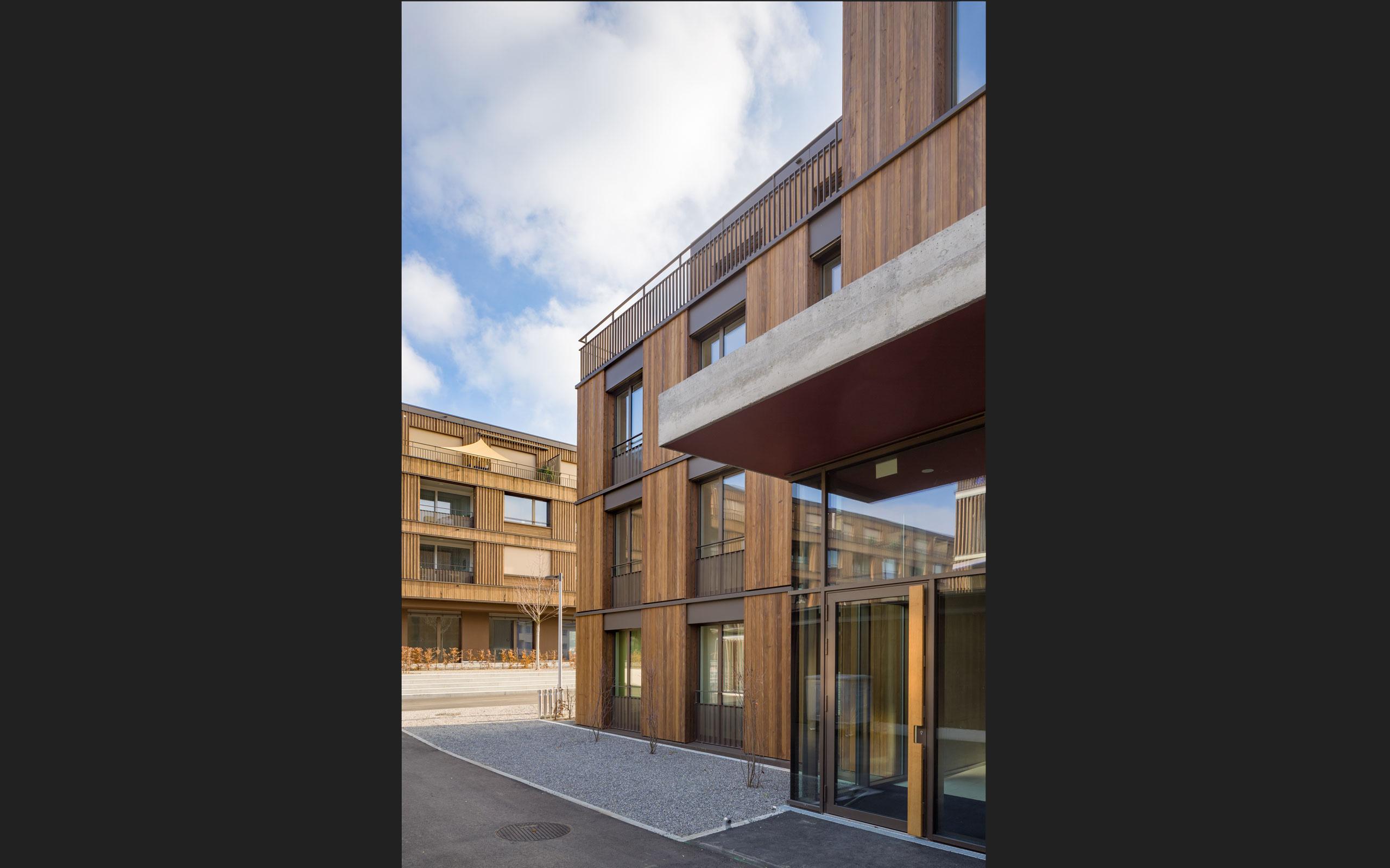 Ausführung tzarch.ch, Architektur, b-architekten.ch, Thun, Lorymatte_Münsingen