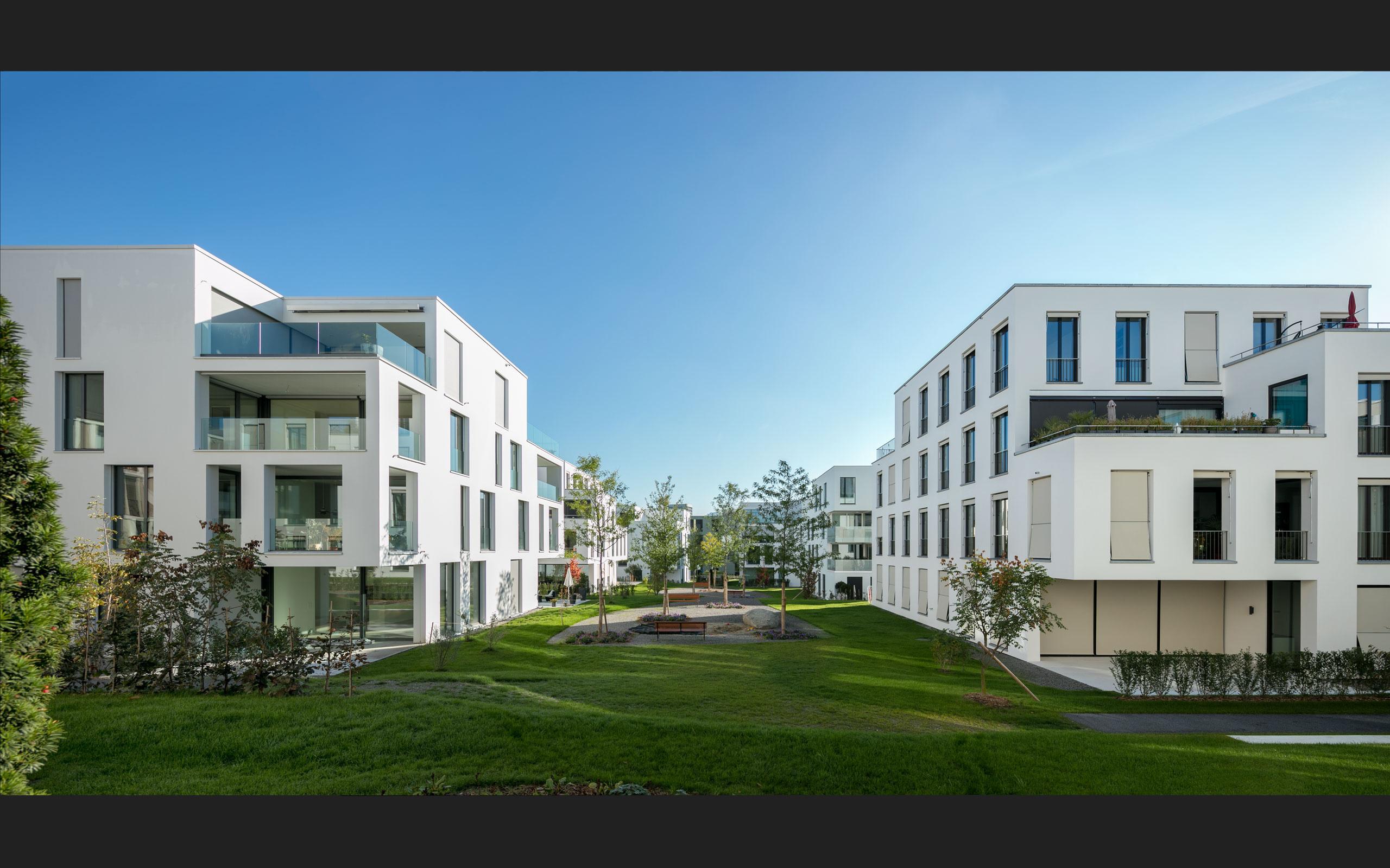 Architektur Jordi + Partner AG, Bern, Schoenberg_Ost_Baufeld_E