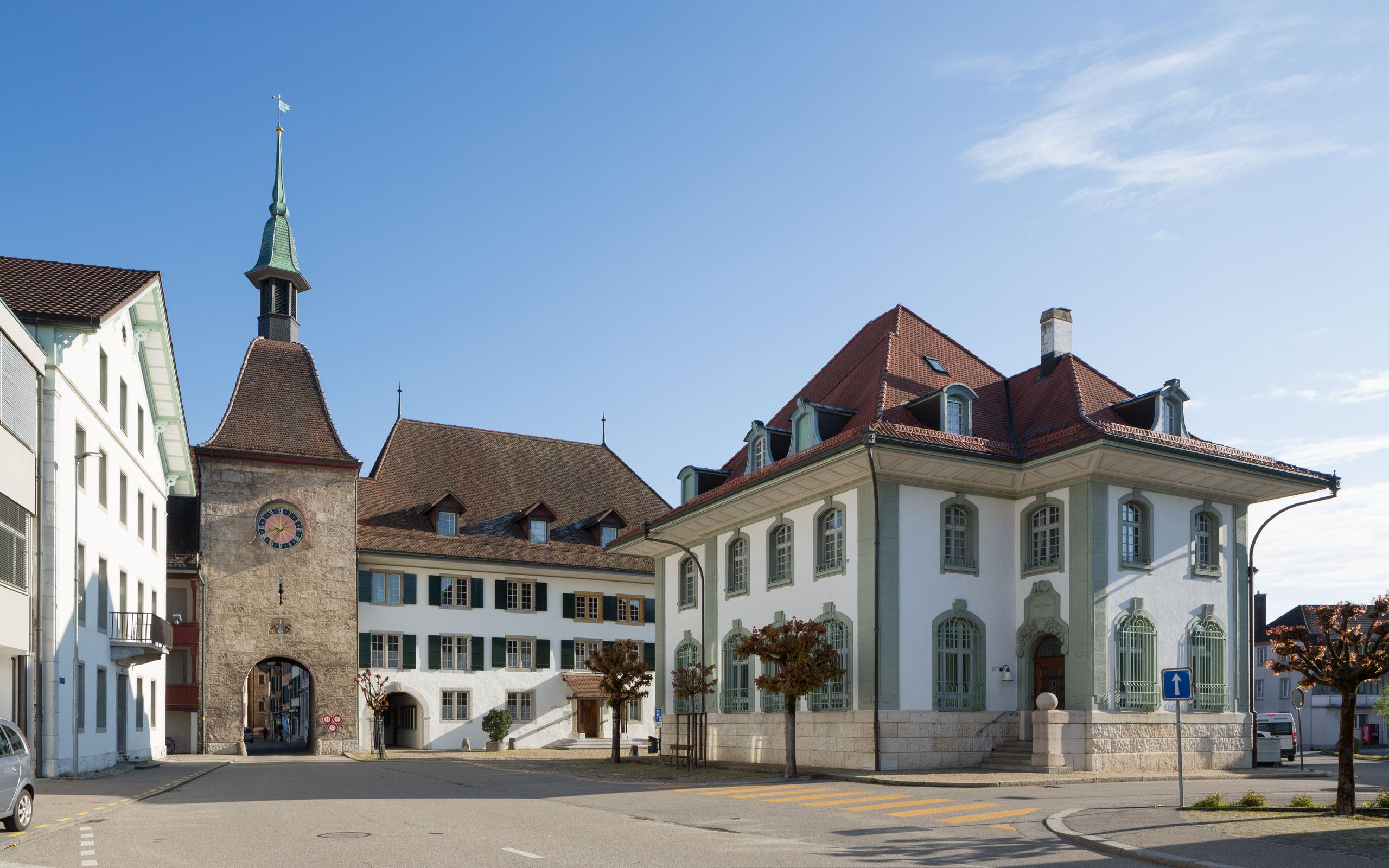 Kant. Denkmalpflege, Bern, Wangen_a_A