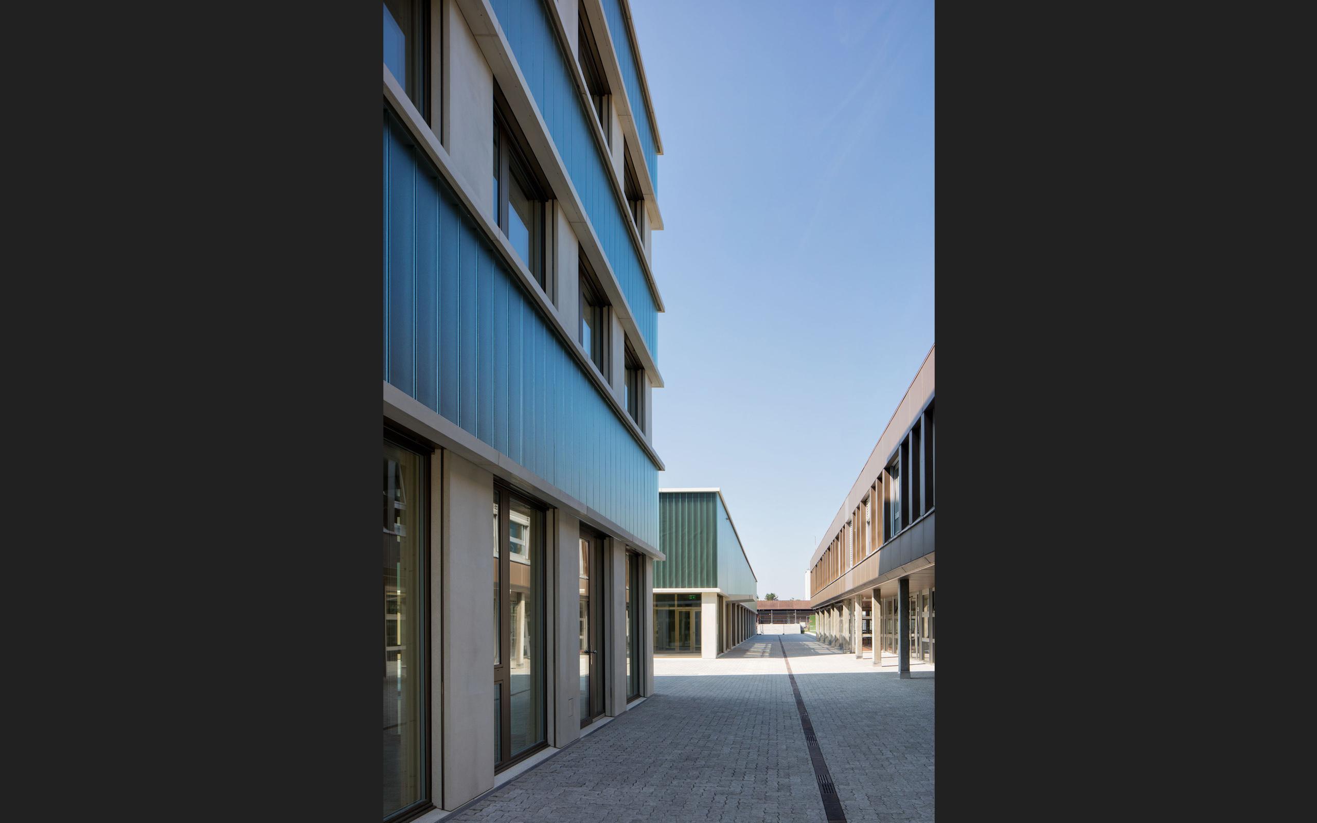 Architektur, mbarchitekten.ch, Zssw, Sportzentrum Bern