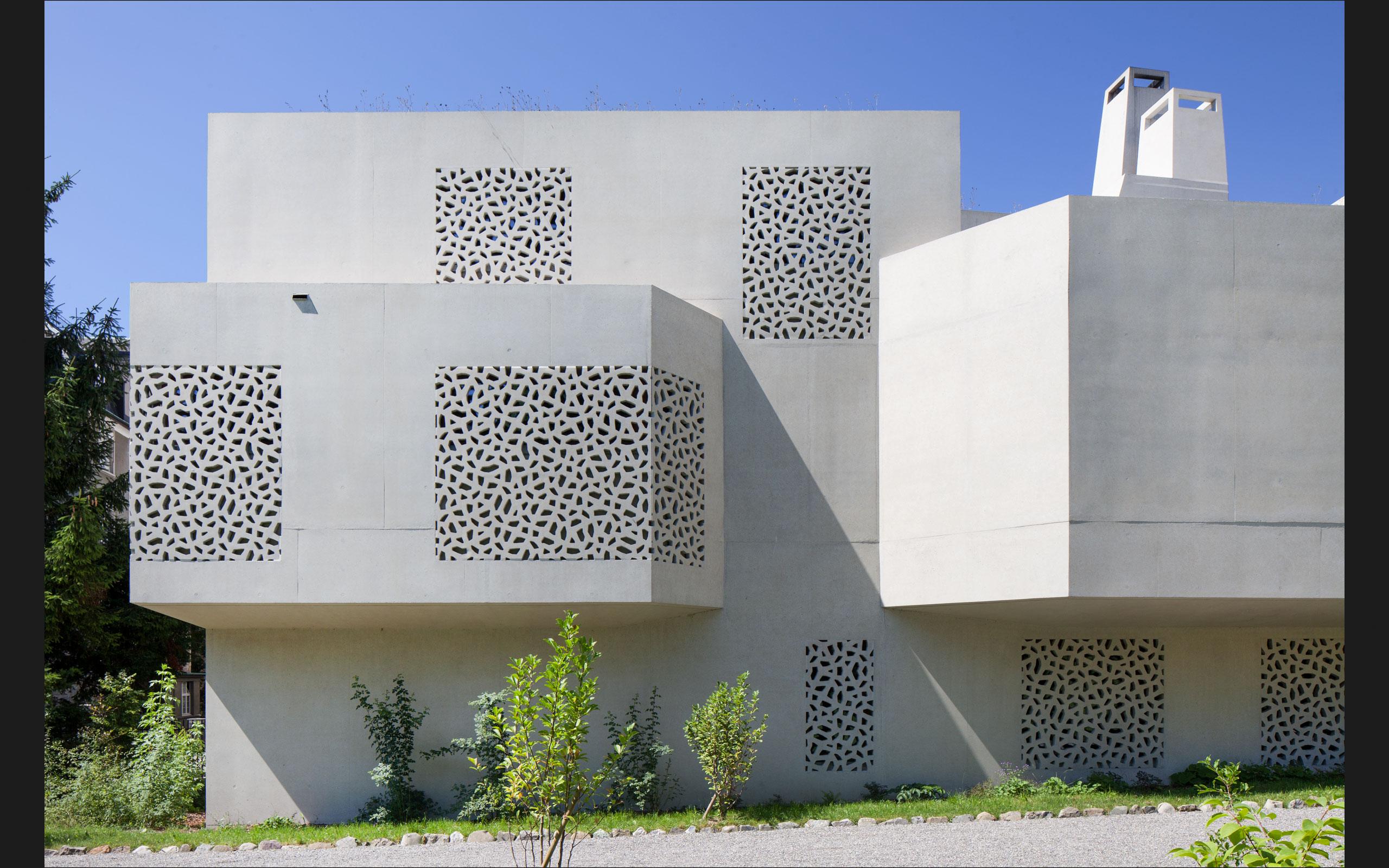 Architektur: Miller & Maranta, Basel, Patumbah Zürich