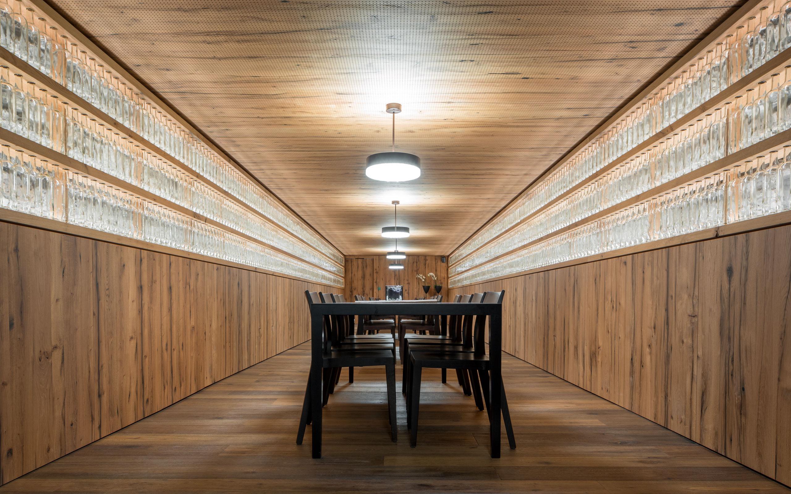Architektur: Bauatelier12.ch, Jodernkellerei_Visperterminen
