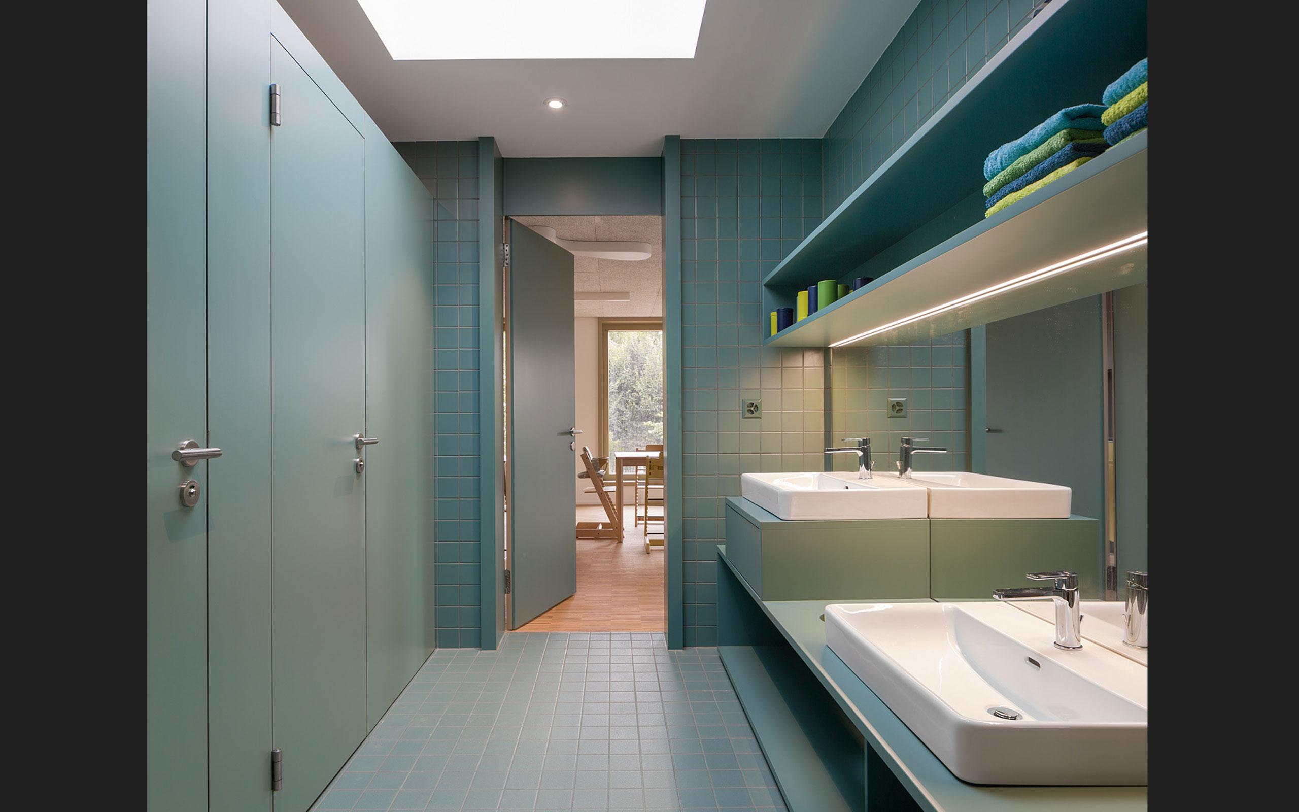 Architektur: tzarch.ch, Kita Thun