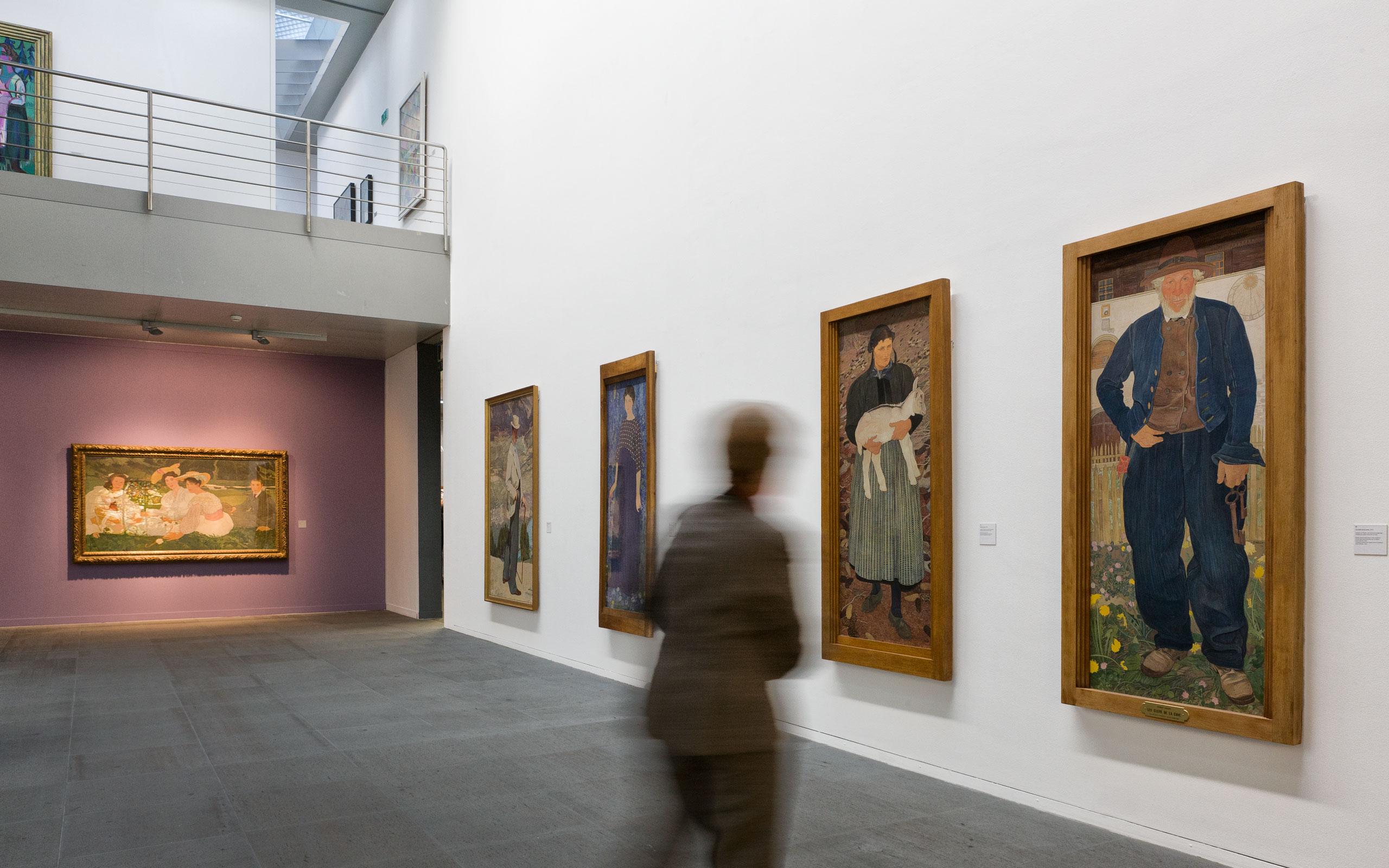 ernest-bieler.ch, Ausstellung Kunstmuseum Bern