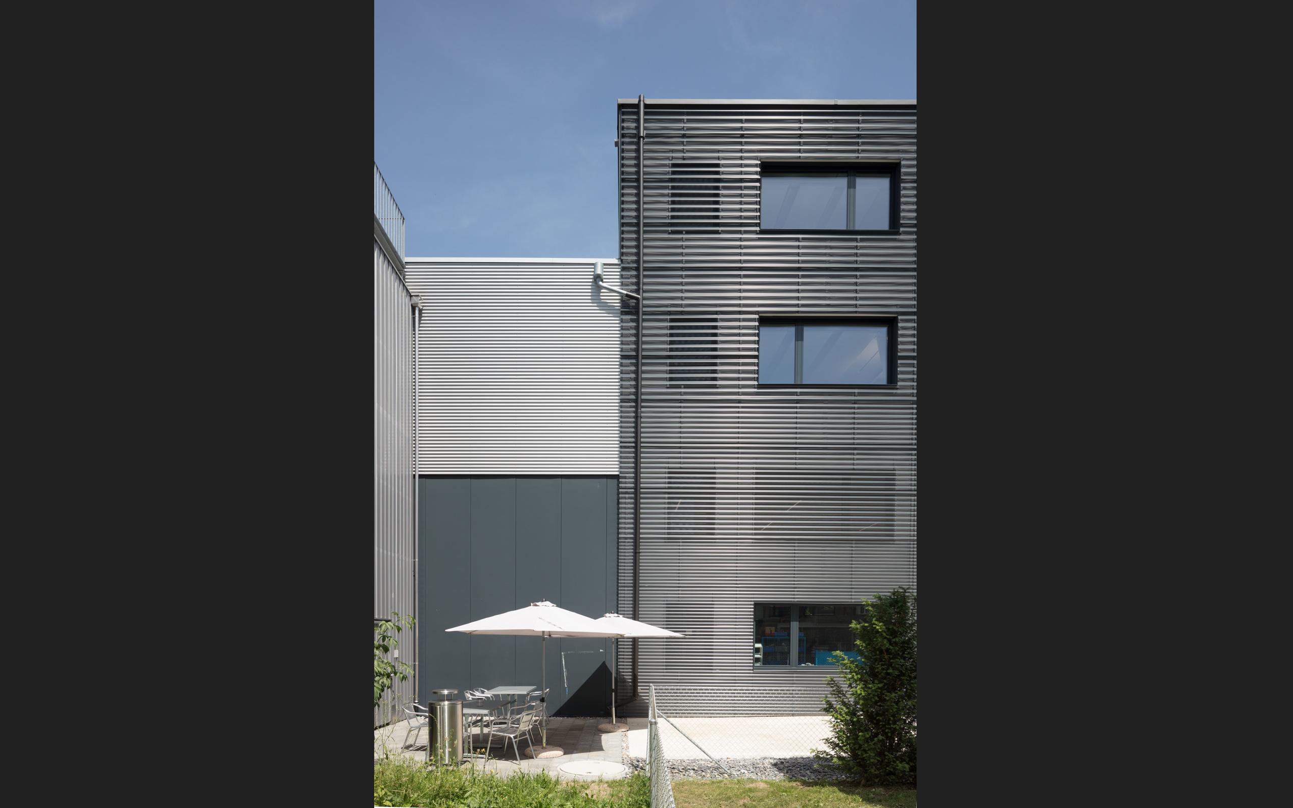 Architektur tzarch.ch, Rychiger AG, Steffisburg